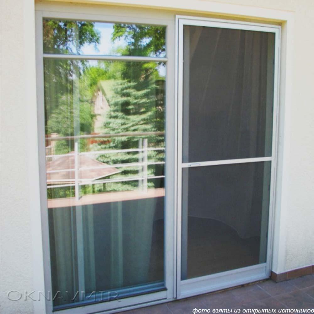 Москитные сетки для балконных дверей. балконная москитная се.