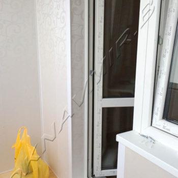 Работы окнавмир. остекление и обшивка балкона. = окнавмир.бе.